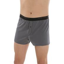 comazo Fairtrade Herren Boxer-Shorts anthrazit 5