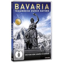 Concorde Home Bavaria - Traumreise durch Bayern. Limited Edition [DVD]