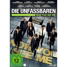 Concorde Home Die Unfassbaren - Now You See Me Extened Edition: [DVD]