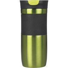 contigo Isolierbecher Byron Vibrant Lime grün Edelstahl Thermobecher 470ml