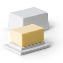 Continenta Butterdose für 125 g Butter 9,5 x 7 x 6 cm