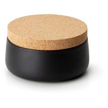 Continenta Keramikdose mit Korkdeckel Ø20 cm