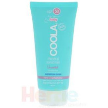 Coola Baby Mineral Sunscreen Moisturizer SPF 50 Unscented, Babysonnenschutz 90 ml