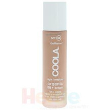 Coola Rosilliance Organic BB Cream SPF30 Light/Medium 44 ml