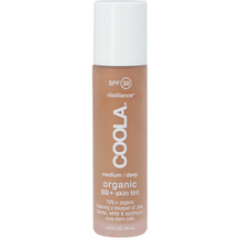 Coola Rosilliance Organic BB Cream SPF30 Medium/Dark 44 ml