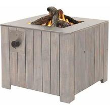 COSI cube Feuerstelle Douglasie 70 grey wash