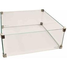COSI cube Zubehör Glasaufsatz passend zu allen Cosicube Feuerstelle