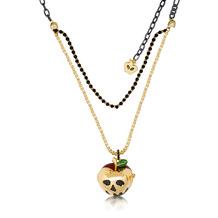 Couture Kingdom Halskette Disney Schneewitchen Vergifteter Apfel 72,0 cm