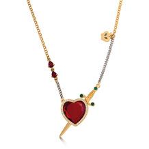 Couture Kingdom Halskette Disney Schneewittchen Herz und Dolch 40,0 cm