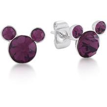 Couture Kingdom Ohrstecker Disney Micky Maus Februar 0,5 x 0,7 cm