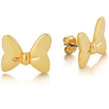 """Couture Kingdom Ohrstecker Disney """"Minnie Maus"""" - Schleife 1,0 x 1,0 cm"""