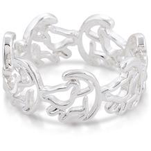 Couture Kingdom Ring Disney König der Löwen Simba D  1,65 cm