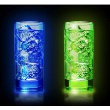 Creano 2er Set touchOn!gläser grün blau