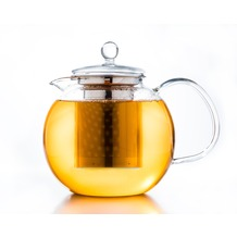 Creano Glas Teekanne 1,7l