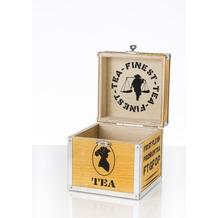 Creano Holz-Deko-Box leer 11,5cm