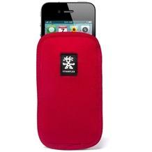 Crumpler SoftCase Crumpler Smart Condo 70 Rot iPhone (4/4S) Smartphone