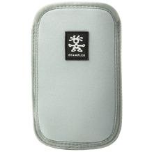 Crumpler SoftCase Crumpler Smart Condo 80 Silber iPhone (5/5S/5C) Smartphone