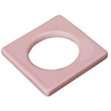 cult design Manschette für Teelichthalter rosa