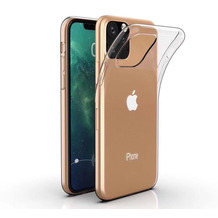 Cyoo Silikon Case - iPhone 11 - Transparent