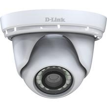 D-Link PoE Mini Dome Vigilance Full HD Outdoor Cam - (DCS-4802E)