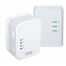 D-Link Mini Powerline AV 500 Wireless N Kit - (DHP-W311AV)