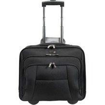 d & n Bussiness & Travel Business-Trolley 41 cm Laptopfach schwarz