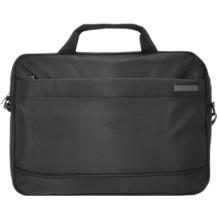 d & n Basic Aktentasche 43 cm Laptopfach schwarz