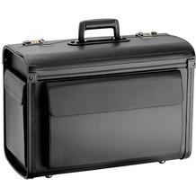 d & n Business & Travel Pilotenkoffer 51 cm schwarz