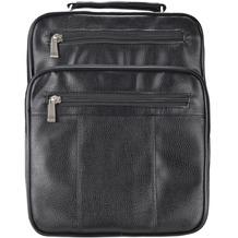 d & n d&n Travel Bags Flugumhänger 27 cm schwarz