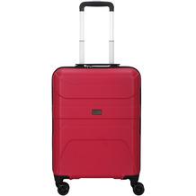 d & n Travel Line 2100 4-Rollen Kabinentrolley 55 cm pink