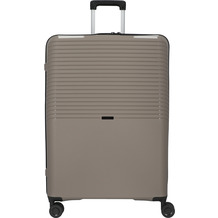 d & n Travel Line 4000 4-Rollen Trolley 76 cm taupe