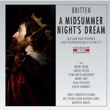 da music A Midsummer NightS Dream, CD