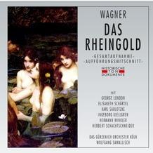 da music Das Rheingold, CD