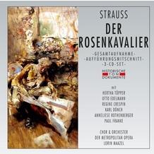 da music Der Rosenkavalier (3CD Set), CD