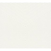 Daniel Hechter Vliestapete geometrische Tapete creme weiß 375221 10,05 m x 0,53 m