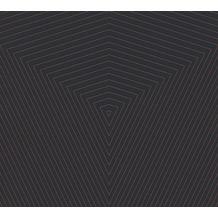Daniel Hechter Vliestapete geometrische Tapete schwarz bronze 375226 10,05 m x 0,53 m