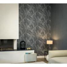 Daniel Hechter Vliestapete Tapete grafisch grau schwarz 10,05 m x 0,53 m
