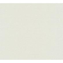 Daniel Hechter Vliestapete Tapete Unitapete creme grau 10,05 m x 0,53 m