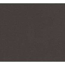 Daniel Hechter Vliestapete Tapete Unitapete grau schwarz 10,05 m x 0,53 m