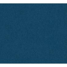 Daniel Hechter Vliestapete Unitapete blau 375216 10,05 m x 0,53 m