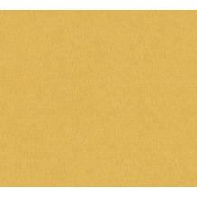 Daniel Hechter Vliestapete Unitapete gelb 375213 10,05 m x 0,53 m