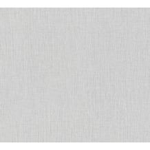 Daniel Hechter Vliestapete Unitapete grau weiß 379523 10,05 m x 0,53 m