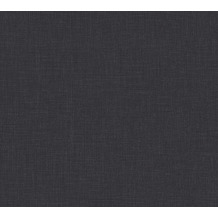 Daniel Hechter Vliestapete Unitapete schwarz 379522 10,05 m x 0,53 m