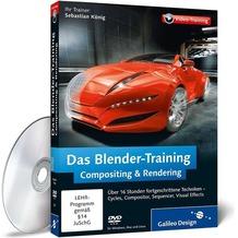 Das Blender-Training: Compositing & Rendering