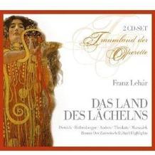 Das Land Des Lächelns (Lehar,Franz), CD
