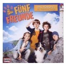 Fünf Freunde - Das Original-Hörspiel zum Kinofilm Hörspiel