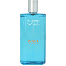 Davidoff Cool Water Wave Men Edt Spray - 200 ml