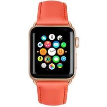 dbramante1928 dbramante1928 MODE. Madrid Strap, Apple Watch, 38/40mm, rusty rose/gold, AW38RRGO5144
