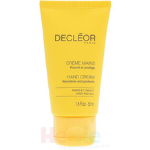 Decléor Hand Cream Nourishes And Protects - Handcreme 50 ml