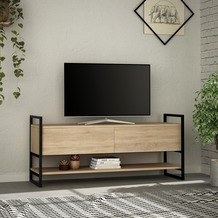 Decortie TV-Schrank Metola, Eiche